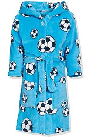 Playshoes Albornoz con capucha de manga larga para niño