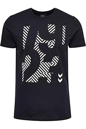 Hummel Hmllowe S/S – Camiseta de, Hombre, 201539-2001