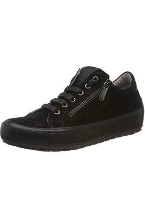Candice Cooper Rock Deluxe Zip, Zapatos de Cordones Derby para Mujer, ( 000)