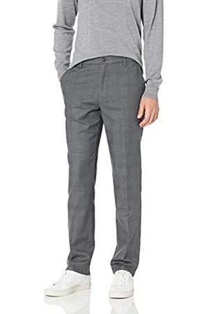 Goodthreads Marca Amazon - - Pantalones chinos de vestir antiarrugas de corte atlético para hombre