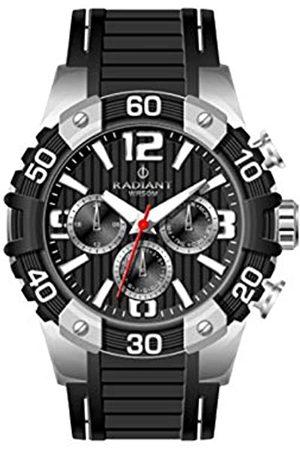 Radiant Reloj Analógico para Hombre de Cuarzo con Correa en Caucho RA417601