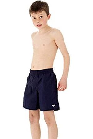 """Speedo Solid Leisure de 15"""" Pantalones Cortos, Niños"""