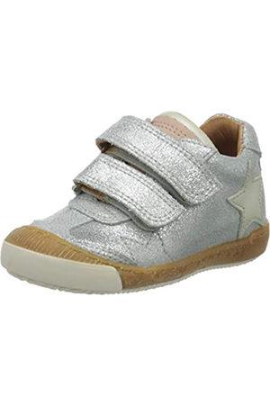 Bisgaard Jenna, Zapatillas para Niñas, (Silver 2301)