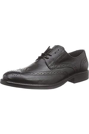 Fretz Men Robbie - Zapatos Derby Hombre, (51 noir)