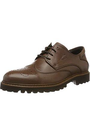 Camel Active University 21, Zapatos de Cordones Derby para Hombre, (Nut 3)