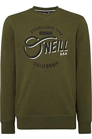 O'Neill LM Mugu Cali Crew Sudadera Cuello Redondo para Hombre