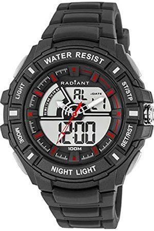 Radiant Reloj Hombre de Digital con Correa en Caucho RA438601