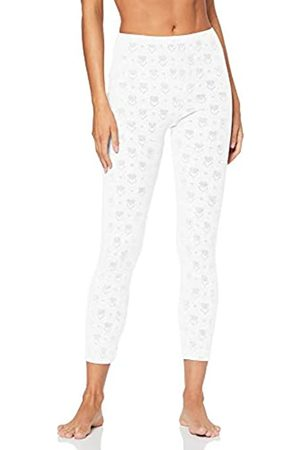 Damart Calecon Pantalones térmicos, (Blanc 20464/01010/)