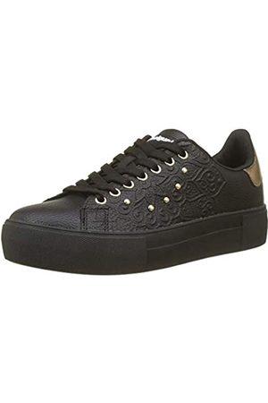 Desigual Shoes_Star Winter Valkiria, Zapatillas para Mujer, ( 2000)