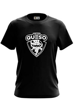 Team Queso Logo Vinilo (Shirt) Camiseta