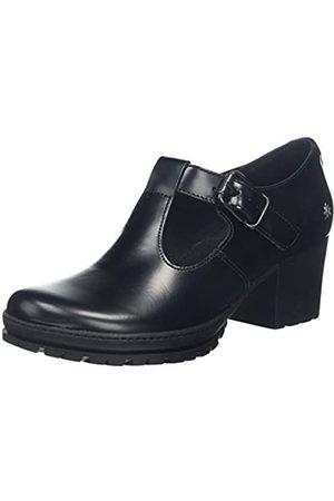Art Camden, Zapatos de tacón con Punta Cerrada para Mujer, (Black Black)