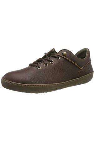 El Naturalista NF66 Soft Grain Meteo, Zapatos de Cordones Brogue para Hombre, (Brown Brown)