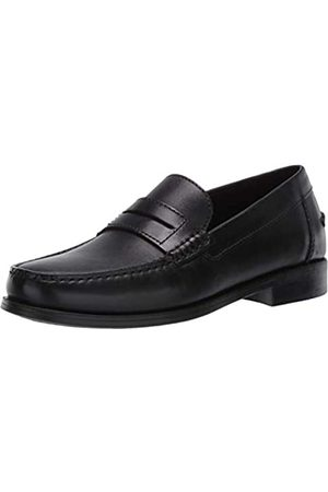 Geox U New Damon B, Mocasines para Hombre, (BLACKC9999)