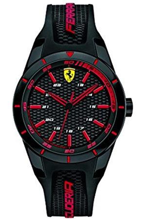 Scuderia Ferrari Ferrari 0840004 RedRev - Reloj analógico de pulsera para hombre (cuarzo