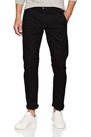Dockers Alpha Original Khaki Pantalones Chinos, (Stretch - Black)