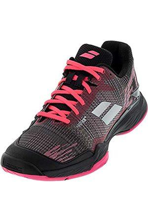 Babolat Jet Mach II Clay Sandplatzschuh Damen-Pink, Schwarz, Zapatillas de Tenis para Mujer