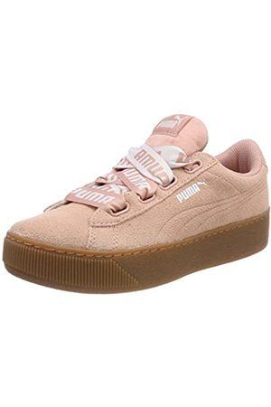 Puma Vikky Platform Ribbon Bold, Zapatillas para Mujer, (Peach -Peach )