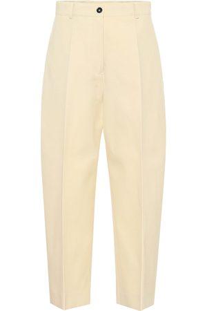 Colovos Pantalones en mezcla de algodón