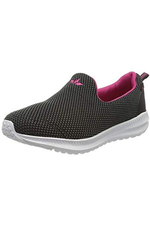LICO Mujer Zapatillas deportivas - Merit, Zapatillas Mujer, (Gr/Schwarz/Pink Gr/Schwarz/Pink)