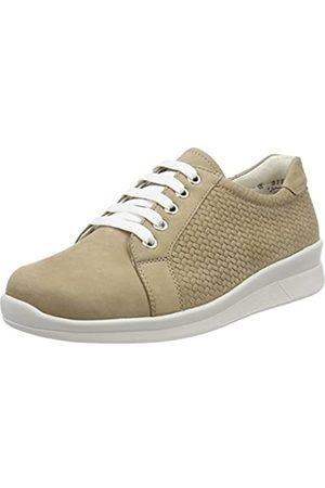 Berkemann Kelli, Zapatos de Cordones Derby para Mujer, (Mattbraun 461)