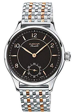DUGENA 7090115 - Reloj de Pulsera Hombre, Acero Inoxidable
