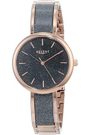 Regent RelojAnalogicoparaMujerdeCuarzoconCorreaenAceroInoxidable12211025