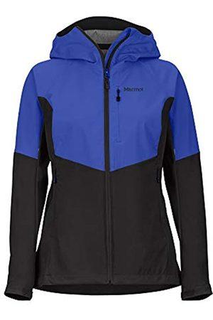 Marmot Wm's ROM Jacket Softshell, Chaqueta Outdoor, Anorak, Repelente al Agua, Transpirable, Mujer