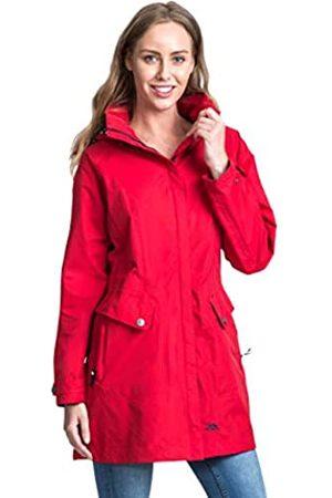 Trespass Martina Chaqueta impermeable con capucha extra/íble Mujer