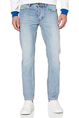 Benetton Pantalone Vaqueros Straight