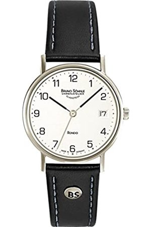 Soehnle Bruno Söhnle Rondo – Reloj de Pulsera analógico para Mujer Cuarzo Piel 17 – 13106 – 221