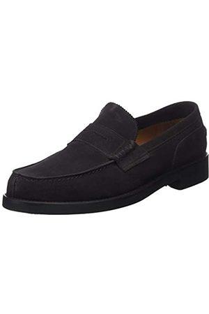 Lottusse L6903, Mocasines (Loafer) para Hombre, (Buckster Moka Buckster Moka)