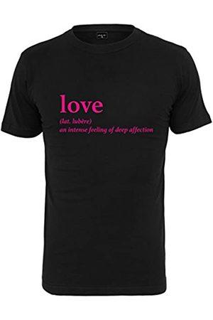 Mister Tee (MISUQ) Mister té (misuq) Hombre Love Definición tee – Camiseta, Hombre, MT733