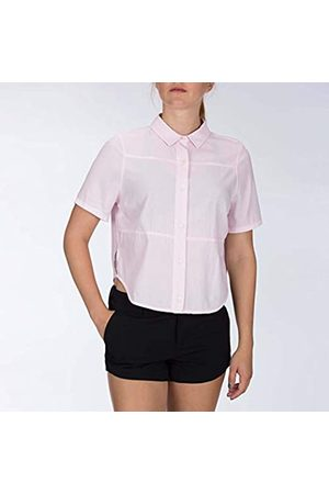 Hurley W Wilson Shipwrecks Woven Camisas, Mujer