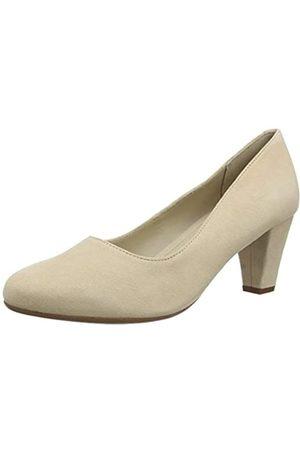 Hotter Joanna Extra Wide, Zapatos de Vestir par Uniforme para Mujer