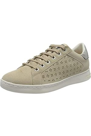 Geox D Jaysen A, Zapatillas para Mujer, (Lt Taupe C6738)