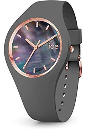 Ice-Watch ICE pearl Grey - Reloj para Mujer con Correa de silicona