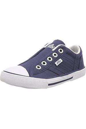 LICO Conny, Zapatillas sin Cordones para Niñas, (Marine)