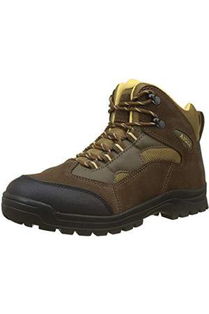 Aigle Beaucens, Zapatos de High Rise Senderismo para Hombre, (Marron/Genet)