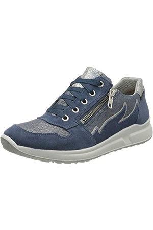Superfit Merida, Zapatillas para Niñas, (Blau 80)