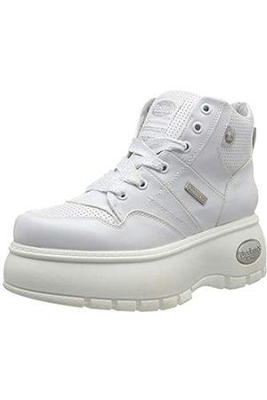 Dockers 43dr206, Zapatillas Altas para Mujer, (Weiss 500)