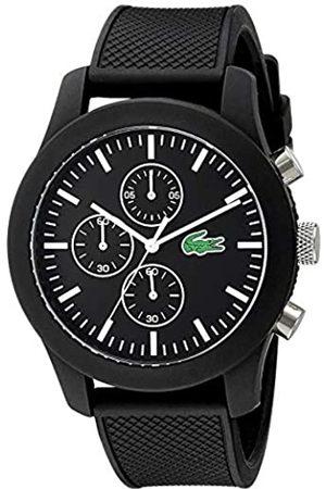 Lacoste 2010821 - Reloj analógico de pulsera para hombre, esfera con cronógrafo