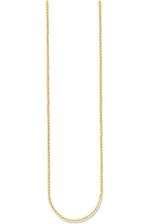 Thomas Sabo Ke1106-413-12 - l42v Special Suma Collar Plata Dorada Oro 42 cm/1 mm