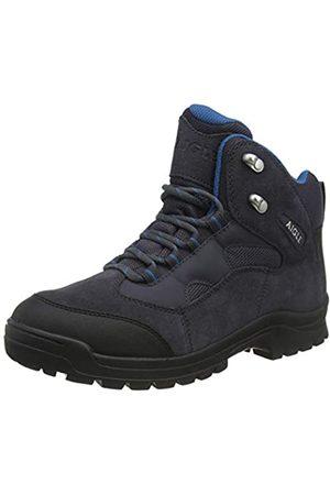 Aigle Beaucens, Zapatos de High Rise Senderismo para Hombre, (Dark Grey/Goa 001)