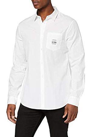 Armani Icon 100% Cotton Shirt Camisa
