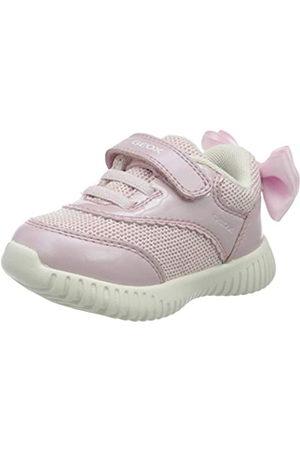 Geox B Waviness Girl C, Zapatillas para Bebés, (Pink C8004)