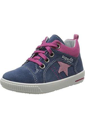 Superfit Moppy, Zapatillas para Bebés, (Blau/ 81)