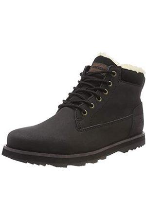Quiksilver Mission V-Shoes For Men, Botas de Nieve para Hombre, (Solid Black Sbkm)