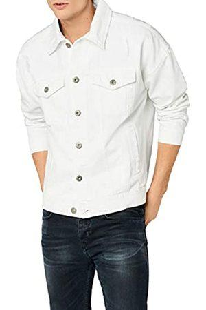 Urban classics Ripped Denim Jacket Chaqueta de Jean XL para Hombre