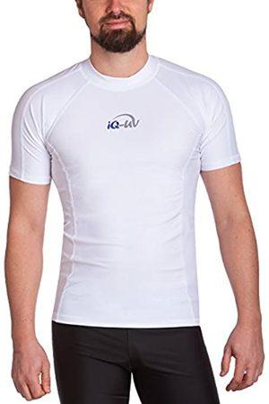 iQ-Company Slim Fit Camiseta con Manga Corta, Hombre