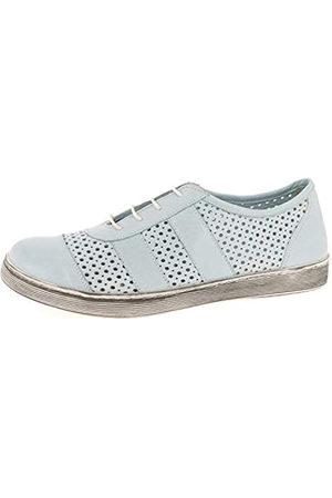 Andrea Conti 1939603, Zapatillas para Mujer, (Hellblau 019)